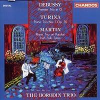 Debussy;Premier Trio in G