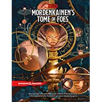 D&D MORDENKAINEN'S TOME OF FOE (D&D Accessory)