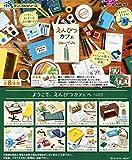 『ぷちサンプル えんぴつカフェ BOX商品 1BOX=8個入り、全8種類』画像