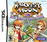 Harvest Moon: Tale of Two Towns - Nintendo DS [並行輸入品]