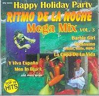 Ritmo de la noche mega mix 3