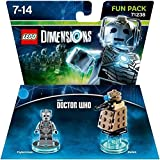 Dr. Who Cyberman Fun Pack - Lego Dimensions by Warner Home Video - Games [並行輸入品]