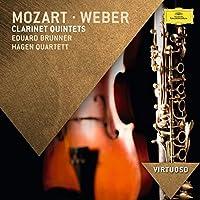 Mozart/Weber: Clarinet Quintet
