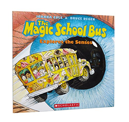 The Magic School Bus Explores the Sensesの詳細を見る
