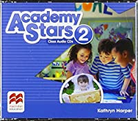 Academy Stars Level 2 Audio CD