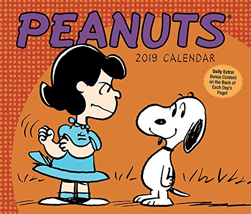 Peanuts 2019 Day-to-Day Calend...