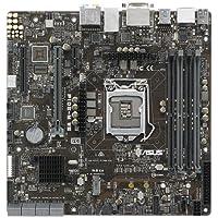 P10S-M WS [マザーボード Intel C236/LGA1151/DDR4/M.2/mATX]