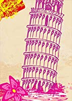 ポスター ウォールステッカー シール式ステッカー 飾り 127×178㎜ 2L 写真 フォト 壁 インテリア おしゃれ 剥がせる wall sticker poster p2lwsxxxxx-013604-ds ショッピング 女の子 ピンク