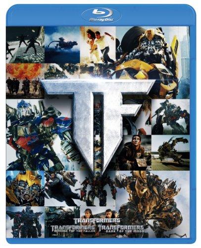 トランスフォーマー トリロジー ブルーレイBOX(6枚組) [Blu-ray...