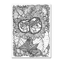 """商標Fine Art Fairy 18壁飾り 14"""" by 19"""" ALI3671-C1419GG"""