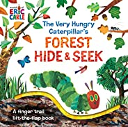 The Very Hungry Caterpillar's Forest Hide & Seek: A Finger Trail Lift-the-Flap Book (The World of Eri