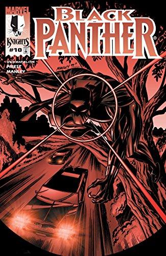 Download Black Panther (1998-2003) #10 (English Edition) B011M919RU