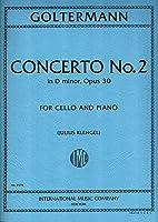 GOLTERMANN - Concierto nコ 2 en Re menor Op.30 para Violoncello y Piano (Klengel)