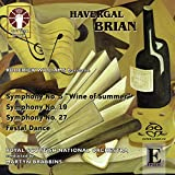 Brian: Wine of Summer/Symphoni
