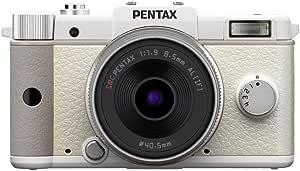 PENTAX ミラーレス一眼 Q レンズキット ホワイト PENTAXQLKWH