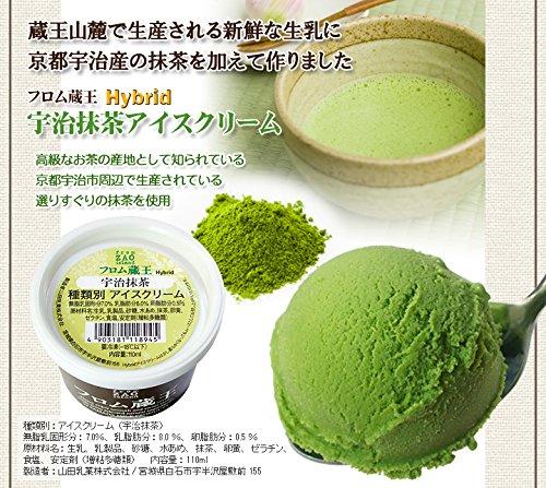 フロム蔵王 Hybrid スーパーマルチアイス BOX24 山田乳業