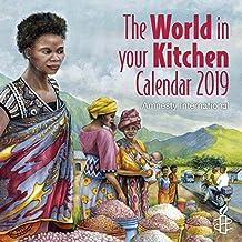 Amnesty The World in Your Kitchen Calendar