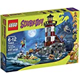 437 Pieces, Haunted Lighthouse Building Kit