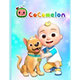 Cocomelon: ABC tracing and learning book for KIDS