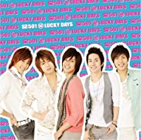 Lucky Days by Ss501 (2008-06-18)