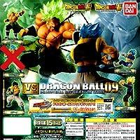 バンダイ ドラゴンボール超 VSドラゴンボール09 【ゴジータ】入り 4種セット