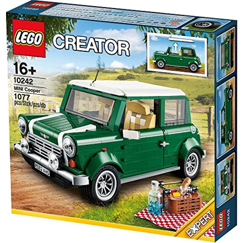 レゴ クリエイター ミニクーパー 10242