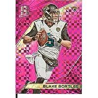 フットボールNFL 2015 Spectraネオンピンク# 15 Blake Bortles 5 / 10 Jaguars