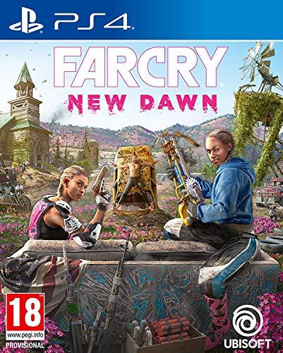 Far Cry New Dawn (PS4) (輸入版)...