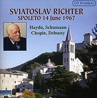 Richter in Spoleto by Sviatoslav Richter (2010-10-05)