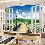 Sproud リビングルームには子供たちのベッドルームのベッドルームのベッドサイド・モニタの壁紙ソファテレビ風景庭園 430 Cmx 300 Cm のリビングルームの