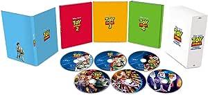 トイ・ストーリー:4ムービー・コレクション [ブルーレイ+DVD+デジタルコピー+MovieNEXワールド] [Blu-ray]