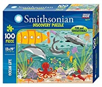 Smithsonian 100-piece Ocean Life Discoveryパズル