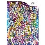 Wii プリキュア オールスターズ ぜんいんしゅうごう☆レッツダンス! (初回封入特典:オリジナルのデータカードダス 同梱)