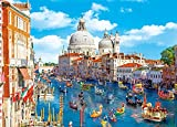 2000ピース ジグソーパズル パズルの超達人EX ヴェネツィアとその潟VIII [イタリア] スーパースモールピース(38x53cm)