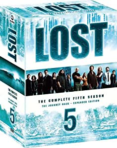 LOST シーズン5 COMPLETE BOX [DVD]