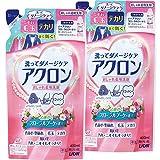 アクロン おしゃれ着洗剤 フローラルブーケの香り 詰め替え 400ml×2個パック