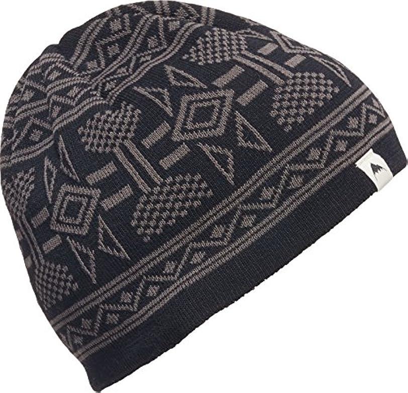 考古学虐殺カウボーイBurton(バートン) スノーボード ニット帽 メンズ ビーニー ニットキャップ SWILLING CAP BEANIE 2018-19年モデル 1SZ FITALL