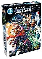 Don't Panic Games - Crisis Extension N ° 1 (レンチバージョン) - DCコミックデッキビルディングゲーム