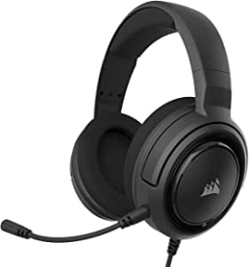 Corsair ゲーミングヘッドセット HS35 STEREO Stereo Gaming Headset -Carbon- (PC PS5 PS4 Xbox series X/S Switch) SP864 CA-9011195-AP