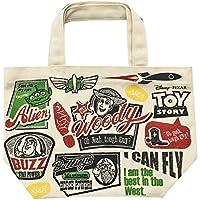 ディズニー マチ付バッグ アメリカン ロゴ APDS2916