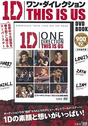 ワン・ダイレクション THIS IS US DVD BOOK...