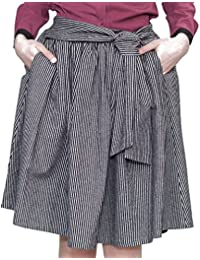 (アリスズピッグ) Alice's Pig スカート レディース たっぷりギャザー Catherine's Cowboy M