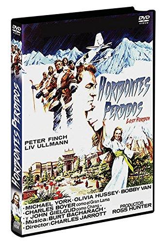 Horizontes Perdidos DVD (European Format - Zone 2)