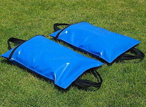 重り サンドバッグ 10kg 『2個セット』サッカーゴール 看板 標識 転倒事故防止 安全対策 砂袋 ウェイト 【Fungoal】