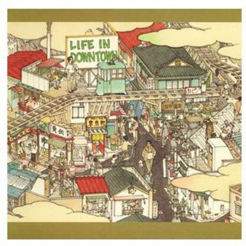 LIFE IN DOWNTOWNの詳細を見る