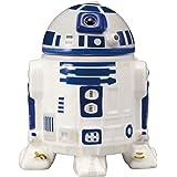 「 スターウォーズ 」 R2-D2(立体3D) マグカップ 200ml SAN2351-1