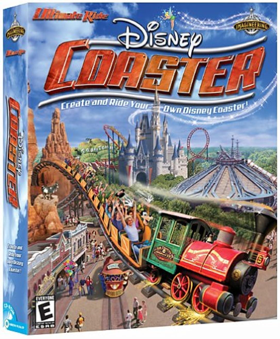 極貧テーブル可能性Ultimate Ride Coaster: Disney Edition (輸入版)