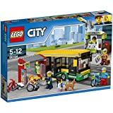 LEGO CITY Bus Station 60154 Playset Toy