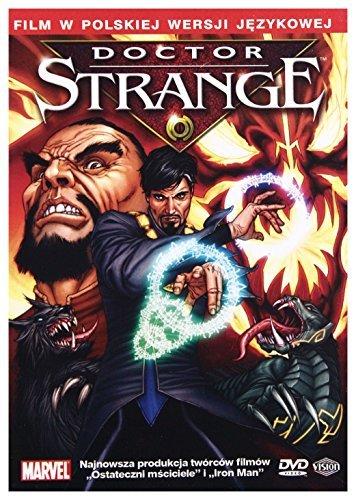 Doctor Strange [DVD] [Region 2] (English audio) by Bryce Johnson