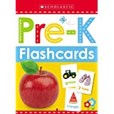 Flashcards - Get Ready for Pre-K (Scholastic Early Learners)